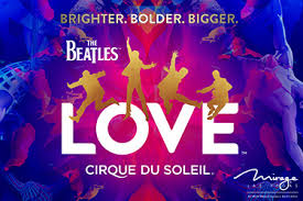 Cirque Du Soleil Tysons Seating Chart The Beatles Love By Cirque Du Soleil Shows Detailed Information