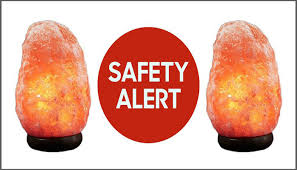 Lumiere Salt Lamp Best 3232 Rock Salt Lamps Recalled Due To Electric Shock And Fire Hazard