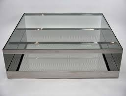 High Quality Coffee Table Large Glass Home Interior Design