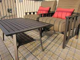 diy patio furniture cover