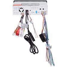 boss bv9967b wiring diagram boss image wiring diagram boss audio bv9967b bluetooth enabled single din in dash dvd on boss bv9967b wiring diagram