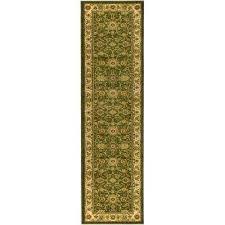 lyndhurst sage ivory 2 ft x 16 ft runner rug