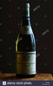 Light Burgundy Wine A Bottle Of Maison Louis Jadot Bourgogne Corton Charlemagne