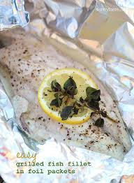 this super easy method for grilling fish is pretty foolproof and you can use any