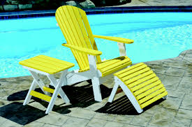 N ComfoBack Adirondack Folding Chair