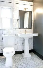 black and white bathroom awstoresco