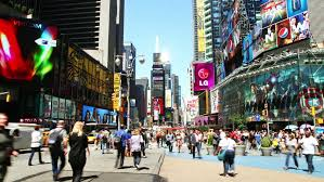 Image result for time square new york city at day time