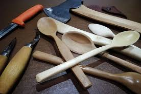 introduction to wooden spoon carving 2nd february 2019