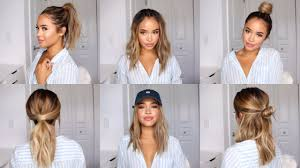 Hairstyle Ideas cute and easy hairstyle ideas for school maria bethany youtube 8098 by stevesalt.us