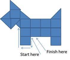 Scottie dog quilt appliques | Dog quilts, Dog and eBay & Patchwork Scottie Dog Pattern and tutorial Adamdwight.com