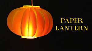 Diy Paper Lanterns Diy Hanging Paper Lantern How To Make Paper Lantern At Home