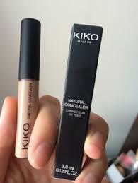 kiko natural concealer shade 03 um packaging