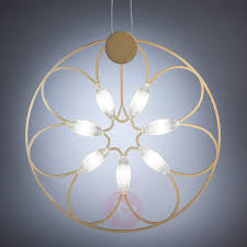 decorative designer led pendant light lafra 8539404 01
