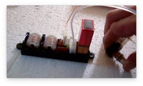 grill ignition test igniter module before replacing bbq parts lynx bbq grill 9 volt ignitor module sparking to test momentary switch button