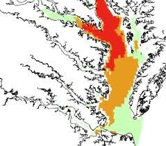 Dead Zones Virginia Institute Of Marine Science