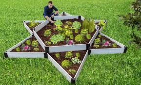 classic white raised garden bed garden star 12 x 12 x 16
