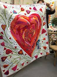 Pieces Of My Heart Quilt Pattern