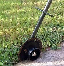 garden edging tool lawn edging