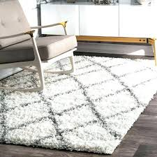 gray white rug area rugs faux fur area rug brown grey gray white designs coffee tables gray white rug