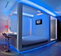 Led Bedroom Lights Decoration Bedroom Accent Neon Light Bedroom Chipboard Table Particleboard