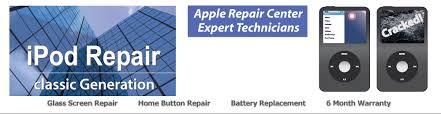 ipod classic repair ipod classic 6th 5th generation screen repair special