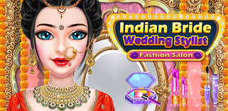 indian wedding dress up games for bride and groom blissed info