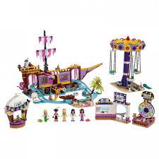 Конструктор <b>Lego Friends Прибрежный</b> парк развлечений ...