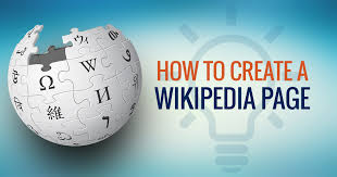 Wikipedia Create How To Create A Wikipedia Page For Your Business