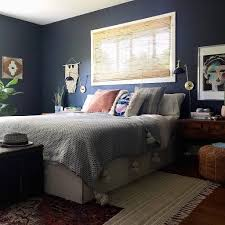 consider dark colors like black eggplant navy charcoal or a rich chocolate brown for all 4 walls in a room an accent wall or ceiling color