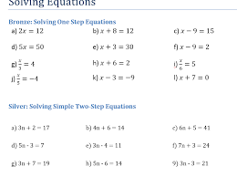 Introduction to Solving Equations by zlescrooge - Teaching ...