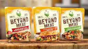plant based meat packaging