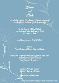 Online Wedding Invitation Websites Feat Website Email Invitations