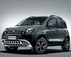 Fiat Panda Cross Model Crossover Fiat Uk