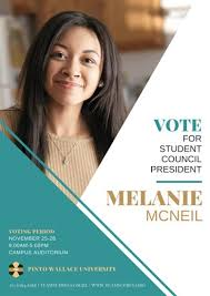 campaign poster templates free student council election poster templates by canva