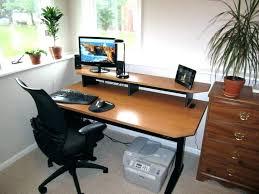 diy sit stand desk sit stand desk me intended for idea 3 diy sit stand desk