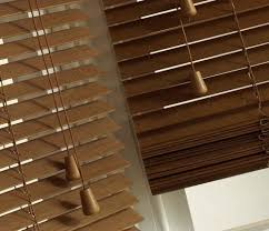 real wood venetian blinds