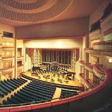Belk Theatre At Blumenthal Performing Arts Center Seating
