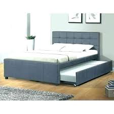 Queen Bed With Twin Trundle Queen Size Bed With Twin Trundle Queen ...