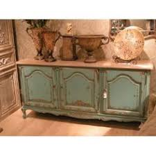 etienne 3 door dresser base sideboard shabby chic green blue french painted distressed dining room furniture chic shabby french style distressed