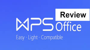 Ms Suite Wps Office Suite Alternative To Ms Word