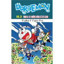 Truyện lẻ - Doraemon Truyện Dài - 24 Tập ( Từ Tập 21 - Tập 24 ) - Nxb Kim  Đồng chính hãng 16,200đ