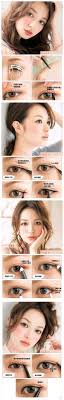 diffe anese eye make up looks