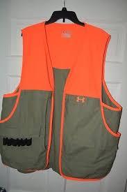 under armour upland. under armour prey game vest upland blaze orange xxl 2xl t