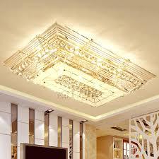 e12 e14 rectangular shaped crystal flush mount ceiling lights crystal flush mount dramatic e12 e14 rectangular