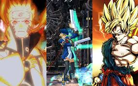 Share the best gifs now >>>. 11 Best Anime Fighting Games That Kick Ass 2019