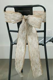 picture of diy how to make a chair bow