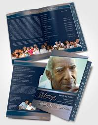 Funeral Programs Samples Classy Category Universal Funeral Program Templates Archives FuneralParlour