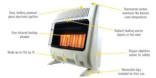 best vent free propane heater wall propane heaters features for free heater vent free