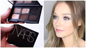 nars makeup tutorial my collection and lipstick swatches beauty life mice you