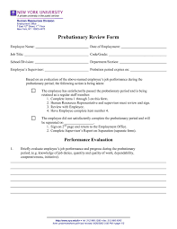 Form Samples Employee Disciplinary Action 791x1024robation Template